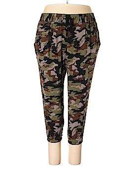 Eye Candie Casual Pants Size 3X (Plus)
