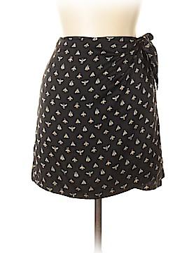 Nicole Miller Silk Skirt Size M