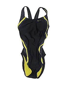 Speedo One Piece Swimsuit Size 4