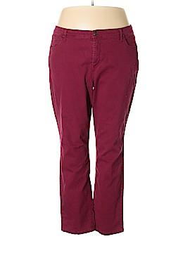 New Directions Jeans 24 Waist (Plus)