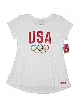 Team Apparel Short Sleeve T-Shirt Size 14