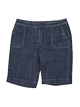 Chico's Denim Shorts Size XL (3)