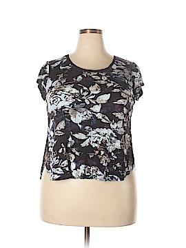 Simply Vera Vera Wang Short Sleeve T-Shirt Size XL
