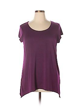 AB Studio Short Sleeve T-Shirt Size XL