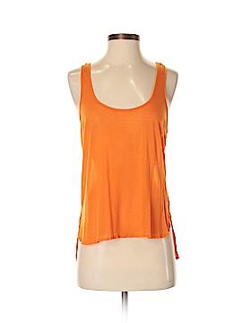 Qi Sleeveless Silk Top Size XS