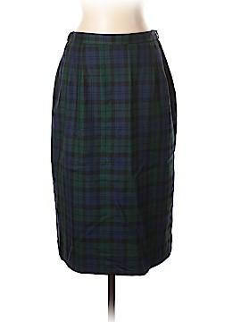 Pendleton Wool Skirt Size 8