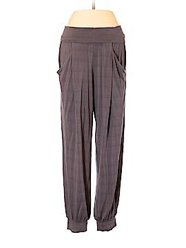 Silk Box Casual Pants Size S