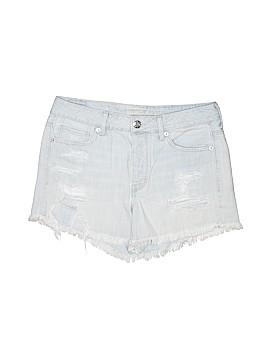 American Apparel Denim Shorts Size 8