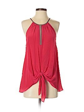 Love Sam Sleeveless Silk Top Size S