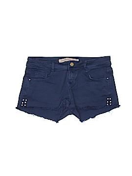Zara TRF Denim Shorts Size 6