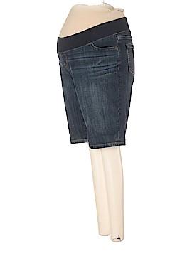 Liz Lange Maternity Denim Shorts Size S (Maternity)