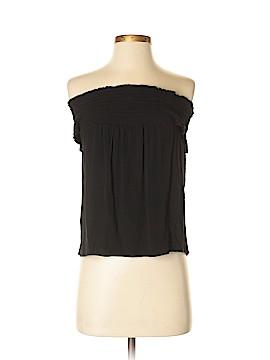 Brandy Melville Short Sleeve Blouse One Size