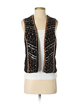 Double D Ranch Tuxedo Vest Size XS