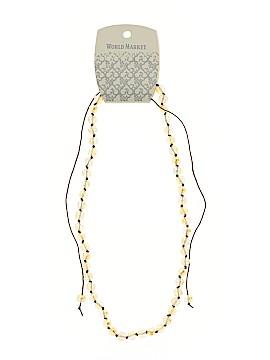World Market Necklace One Size