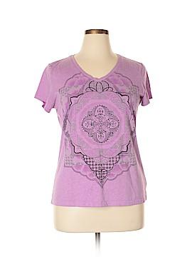 Style&Co Short Sleeve T-Shirt Size XL