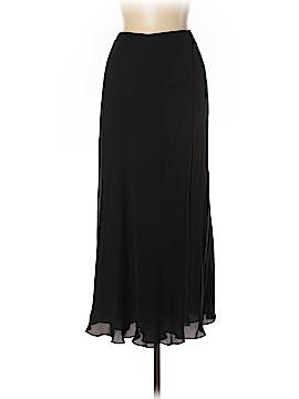 INC International Concepts Silk Skirt Size 12