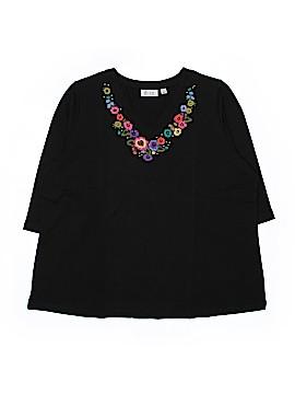 D&Co. Sweatshirt Size 2X (Plus)