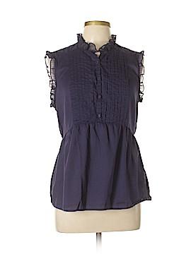Converse Short Sleeve Blouse Size L