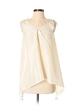 Maeve Sleeveless Silk Top Size XS