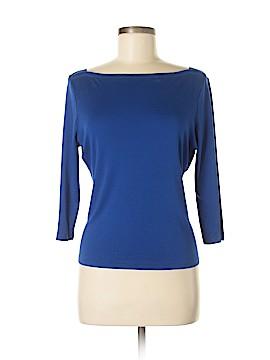 Talbots 3/4 Sleeve T-Shirt Size L (Petite)