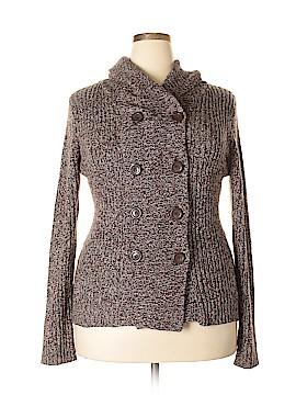 Effeci Cardigan Size 1X (Plus)