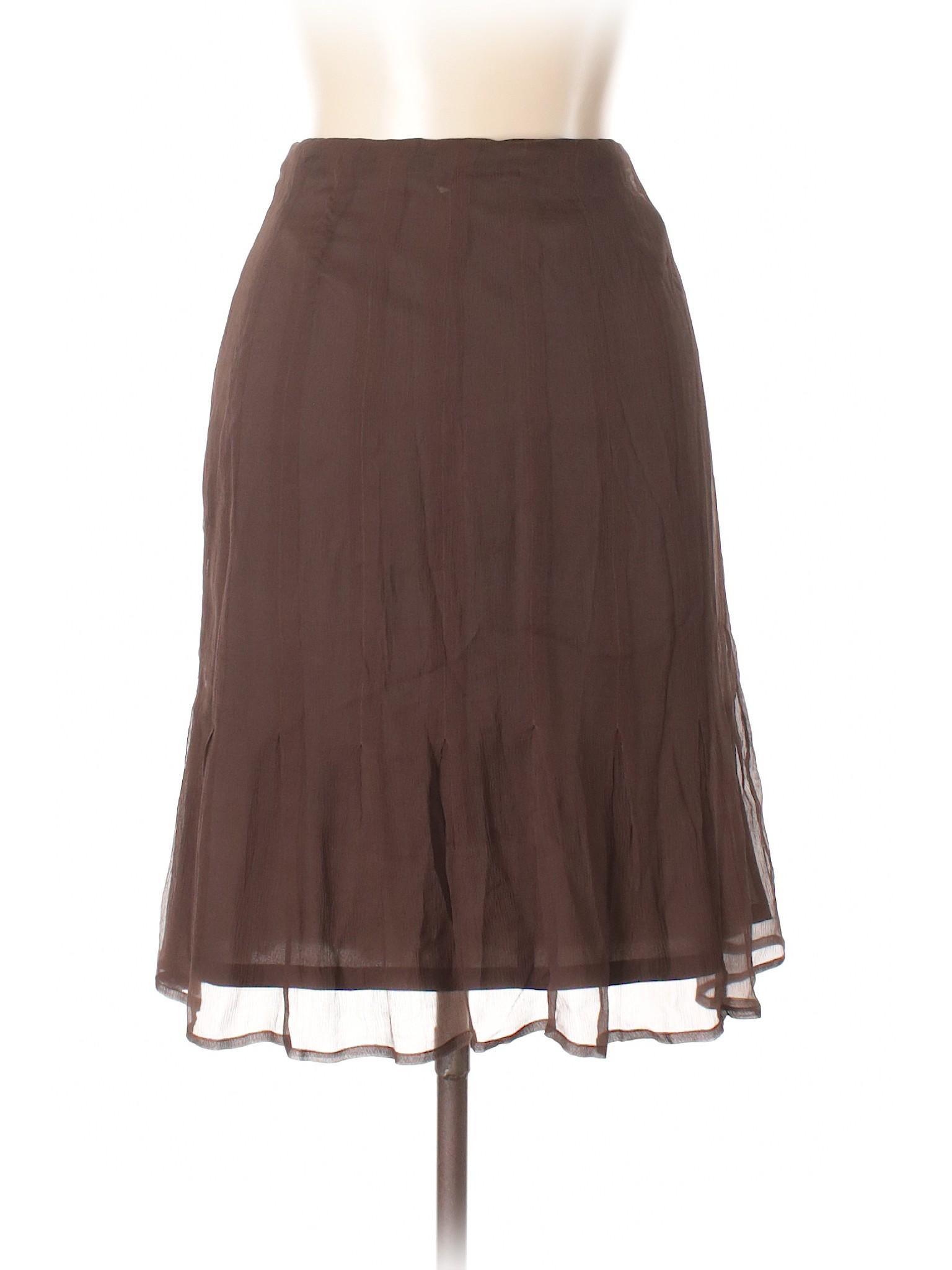 Doncaster Boutique Silk Leisure Skirt Boutique Leisure Bp7tYqFwp