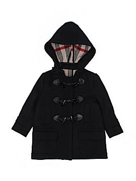 Burberry Coat Size 3