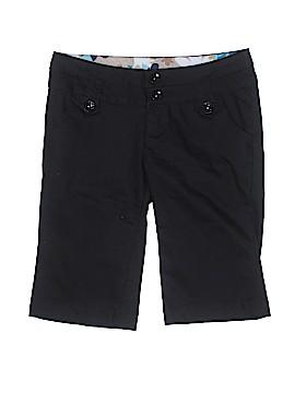 Boom Boom Jeans Khaki Shorts Size 10