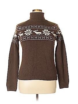 Columbia Turtleneck Sweater Size M