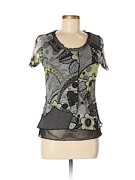 Vex Short Sleeve Top Size 38 (FR)
