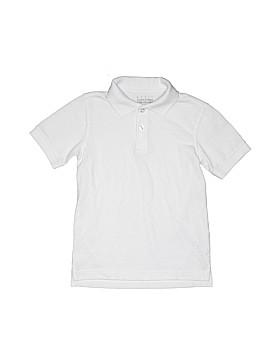 Basic Editions Short Sleeve Polo Size 6/7