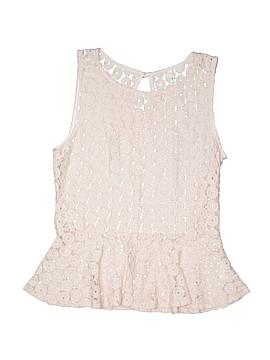 B Jewel Sleeveless Top Size M