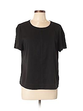 J. Crew Factory Store Short Sleeve Blouse Size L