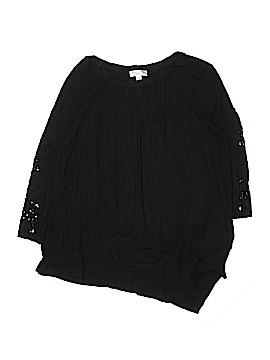 John Paul Richard 3/4 Sleeve Top Size 3X (Plus)