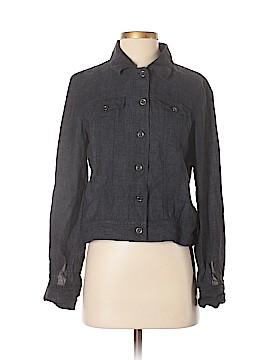 Eileen Fisher Long Sleeve Button-Down Shirt Size XS