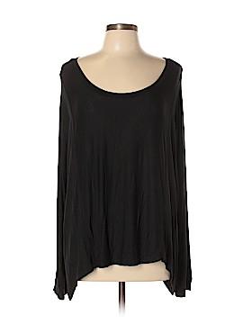 Lisa Rinna Long Sleeve Top Size L