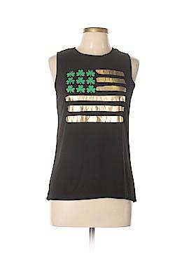 Modern Lux Sleeveless T-Shirt Size L