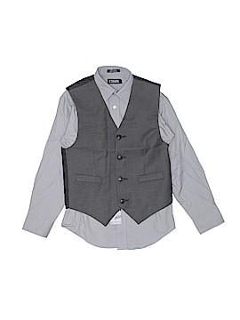 Chaps Tuxedo Vest Size 8