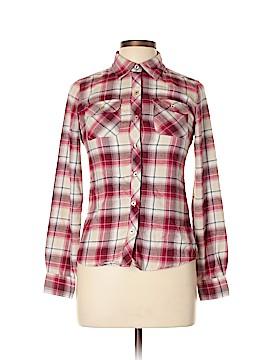 Marmot Long Sleeve Button-Down Shirt Size XS