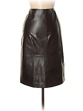 Michael Kors Leather Skirt Size 6