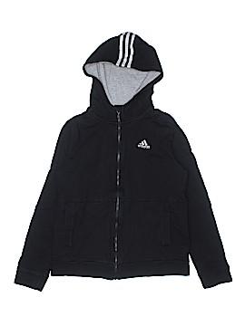 Adidas Zip Up Hoodie Size 14 - 16 L