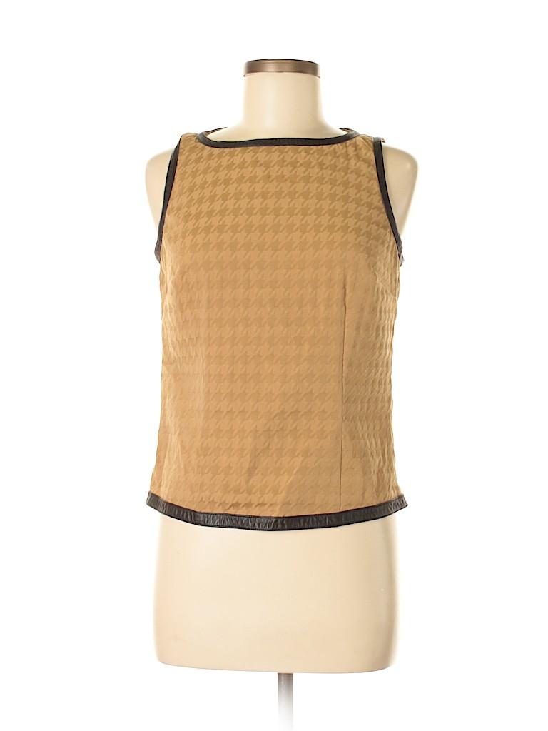 Donna Degnan Women Sleeveless Top Size 8