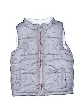Carter's Faux Fur Vest Size 5
