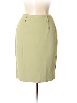 Linda Allard Ellen Tracy Casual Skirt Size 4 (Petite)