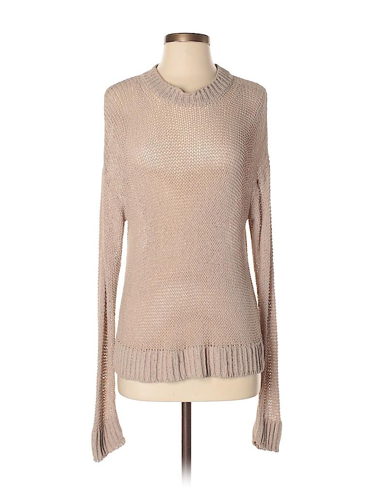 40 it 87 Pullover Sweater Solid Size Off Mccartney Tan Stella wRAfAq
