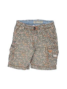 True Religion Cargo Shorts Size 4