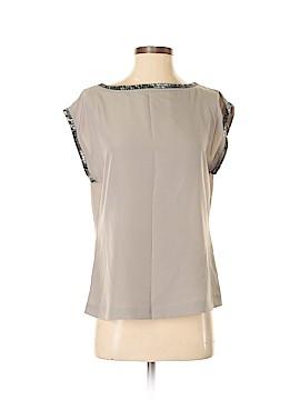 Dalia Collection Short Sleeve Blouse Size 8