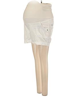 Motherhood Khaki Shorts Size S (Maternity)