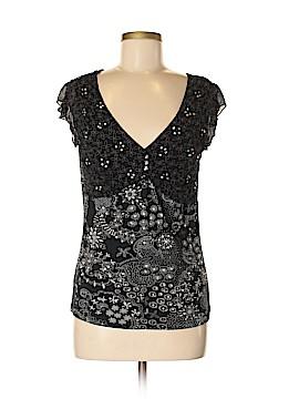 Forbidden Short Sleeve Blouse Size M