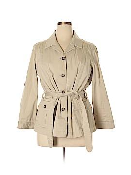 Liz Claiborne Trenchcoat Size XL